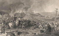 Engraving by Alexander Hay Ritchie depicting Sherman's March